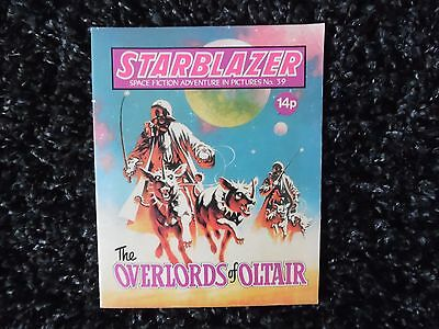 Starblazer Space Fiction In Pictures No 39