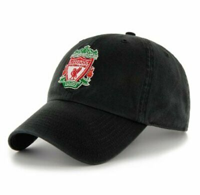 LIVERPOOL BLACK CAP ORIGINAL CREST BIRTHDAY FATHERS DAY GIFT Anfield L4 LFC