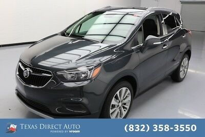 2017 Buick Encore Preferred Texas Direct Auto 2017 Preferred Used Turbo 1.4L I4 16V Automatic FWD SUV OnStar
