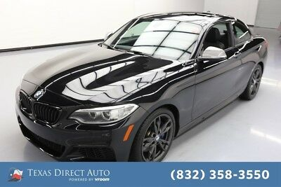 2016 BMW M Roadster & Coupe M235i xDrive Texas Direct Auto 2016 M235i xDrive Used Turbo 3L I6 24V Automatic AWD Coupe