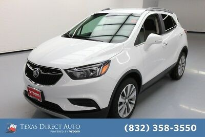 2018 Buick Encore Preferred Texas Direct Auto 2018 Preferred Used Turbo 1.4L I4 16V Automatic FWD SUV OnStar