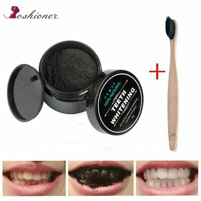 1 PCS Teeth Whitening Oral Care Charcoal Powder Natural Activated Charcoal