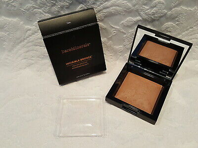Bare Minerals-Invisible Bronze Powder Bronzer - Tan - 0.24 Oz - NIB