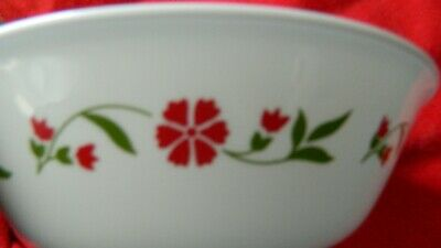Corelle Spring Pink Quart 32 Ounce Serving Bowl New Stock Free Usa Ship