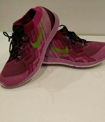 a249cd67c32 NIKE SHOES FLYKNIT Barefoot Ride Running 3.0 Shoes Women s Size 7.5 ...