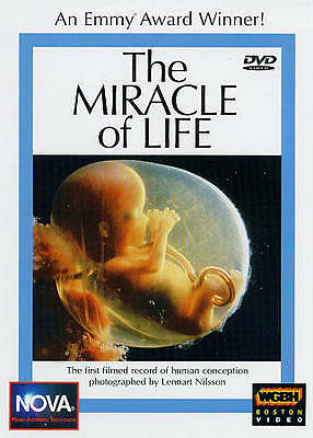 THE MIRACLE OF LIFE DVD New Sealed PBS NOVA