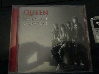 Queen - Absolute Greatest (CD 2009) 20 TRACKS