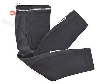 912ab8c632 Castelli Nano Flex Thermal Arm Warmers SMALL Road Mountain Bike Water  Resistant