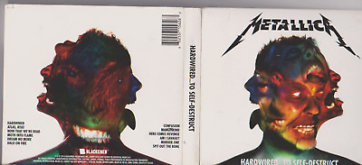 Metallica - Hardwired to Self-Destruct 2 CD (2016)