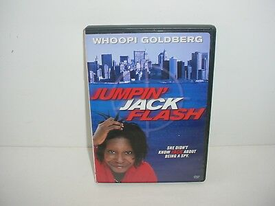 Jumpin Jack Flash (DVD, 2004)