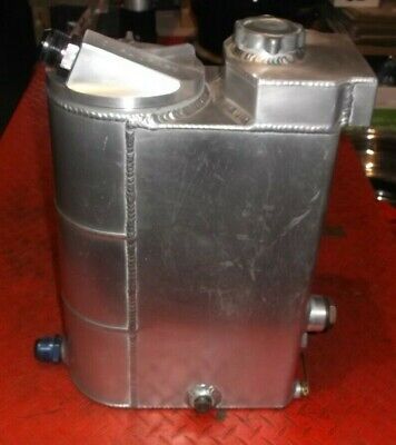 Late Model, Stock Car Oval Craft Dry Sump Oil Tank
