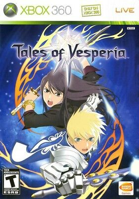 Tales of Vesperia - Xbox 360 Game Only