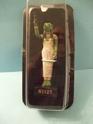 Ancient Egypt Egyptian God  figurines resin statue HEKET by HACHETTE