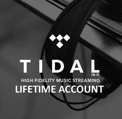 Tidal Hifi Music -12 Months /1 Year - Fast Delivery -Wolrdwide -Private Account