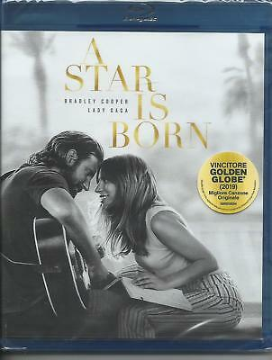 A star is born (2018) Blue Ray