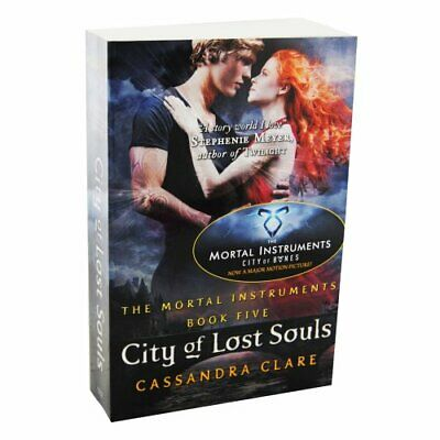City of Lost Souls - The Mortal Instruments (Book 5),Cassandra Clare