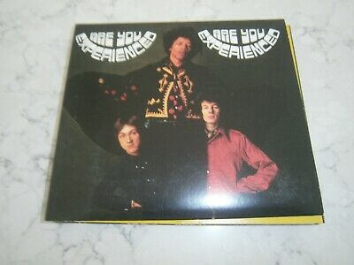 JIMI HENDRIX EXPERIENCE -ARE YOU EXPERIENCED (Dble CD)