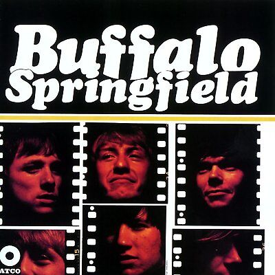 Buffalo Springfield Self-Titled CD NEW SEALED Neil Young For What It's Worth+