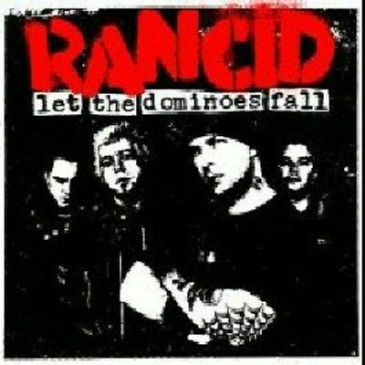 Rancid Let The Dominoes Fall CD NEW SEALED 2009 Punk Last One To Die+