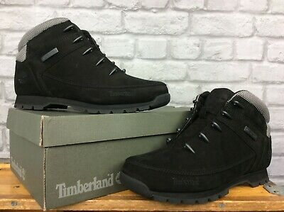 Details about Timberland A1HQ3231 Euro Sprint Sport Men Nubuck Leather Wheat Hiker Boots