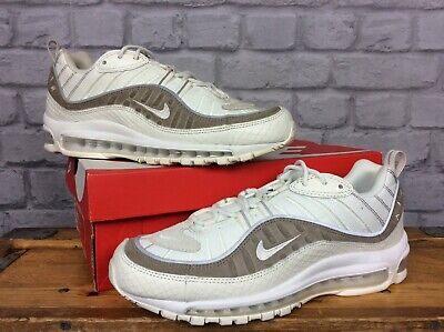 free shipping b0b85 7ddd5 Nike Mens Uk 8 Eu 42.5 Air Max 98 Se Exotic Skin Undefeated Trainers Rrp £