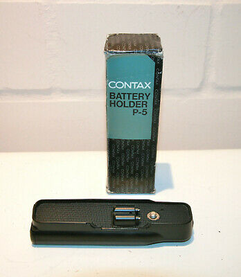 Batteriehalter battery holder P-5 f. Contax 167MT SLR camera Spiegelreflexkamera