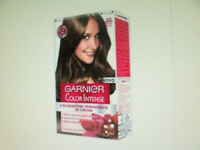 Garnier Color Intense 6.0 Biondo Scuro Colorazione Permanente In Crema 9a1d6338d815