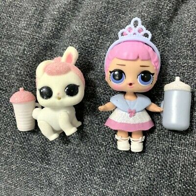Lil Sister LIL CRYSTAL QUEEN Original Series 2 LOL Surprise Doll