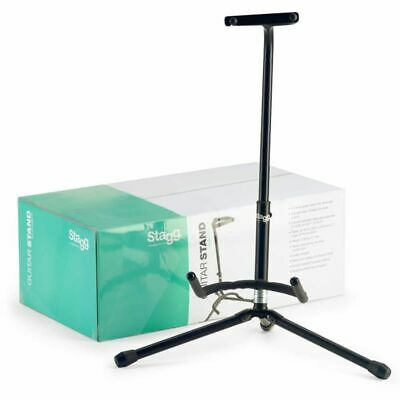 Stagg SG-A100BK/10 Tripod Guitar Stand