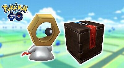 Pokemon Go Meltan Mystery Box: Meltan Mystery Box Lure Chance For Shiny! Fast