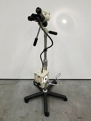 Wallach Colpostar 1H Single Magnification Colposcope on Stand with Light Source