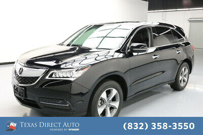 2014 Acura MDX SH-AWD Texas Direct Auto 2014 SH-AWD Used 3.5L V6 24V Automatic AWD SUV Premium