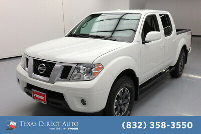 2016 Nissan Frontier PRO-4X Texas Direct Auto 2016 PRO-4X Used 4L V6 24V Manual 4WD Pickup Truck Premium