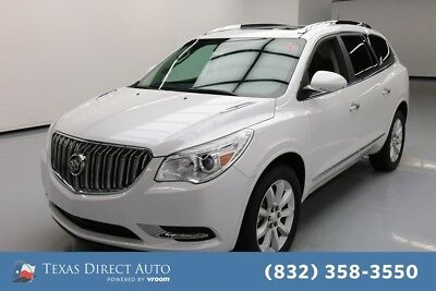 2016 Buick Enclave Premium Texas Direct Auto 2016 Premium Used 3.6L V6 24V Automatic FWD SUV Bose OnStar