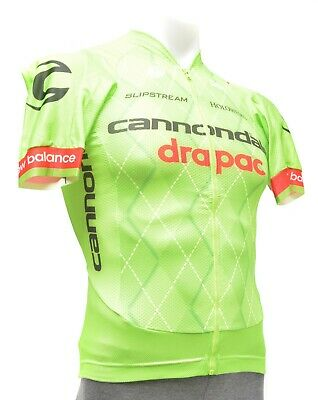 Castelli Cannondale Drapac Aero Race 5.1 SS Jersey SMALL w  POC Gloves   Cap f85d43ae4