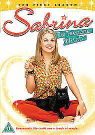Sabrina The Teenage Witch - Complete Series 1 (4-Disc DVD, 2007)