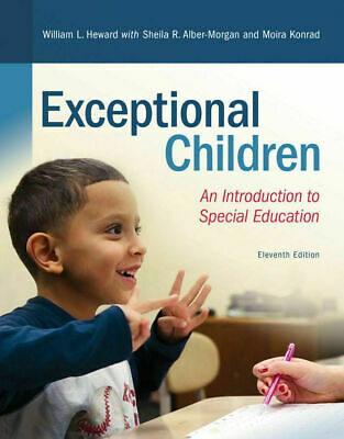 Exceptional Children: An Introduction to Special Education 11th Ed. PDF,eB00k