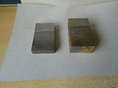 Precision Ground Engineers Spacer Plates 1/2 inch 1 inch 2 x 3 size