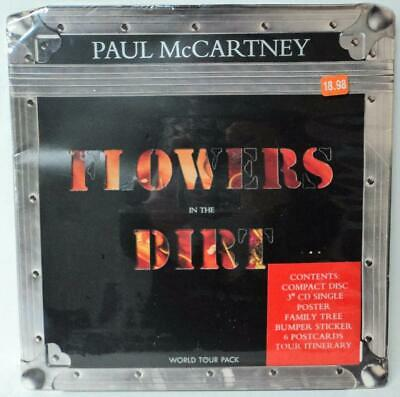 Paul Mccartney Flowers In The Dirt World Tour Limited Edition Numbered Box Set
