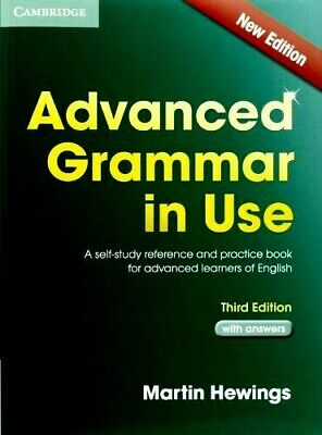 // PDF // NEW Advanced Grammar in Use with Answers A Self-Study Reference