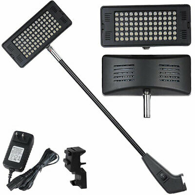 LED Light For Pop Up Trade Show Booth Exhibit Backdrop Display Clamp 6W Banner