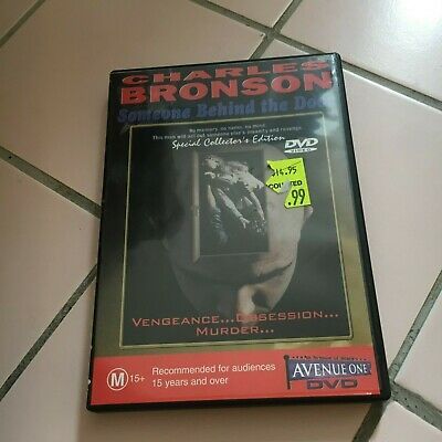 Charles Bronson, Someone Behind The Door Dvd. Region 0