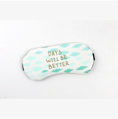 A38 Simple Style Cotton Originality Sleeping Eye Mask Travel Eyepatch 1 Pcs A