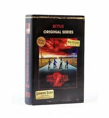 Stranger Things Season 2 Blu-Ray/DVD Collector's Edition *Great Condition*