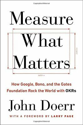 Measure What Matters: How Google, Bono, and the Gates Foundation [E-b00k, PDF]