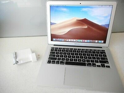 Apple MacBook Air A1466 13.3 Early 2014 i5 1.4GHz 8GB 256GB SSD Mojave