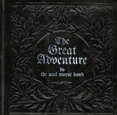 The Great Adventure The Neal Morse Band Audio CD Discs 2 Metal Blade TOP SELLING