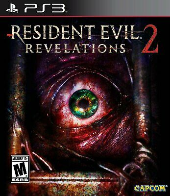 Resident Evil Revelations 2 PS3 Digital Download Game - Leer Descripción