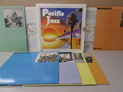 The Pacific Jazz Collection 6-LP Box Best of Jim Hall/Gil Evans/Gerry Mulligan