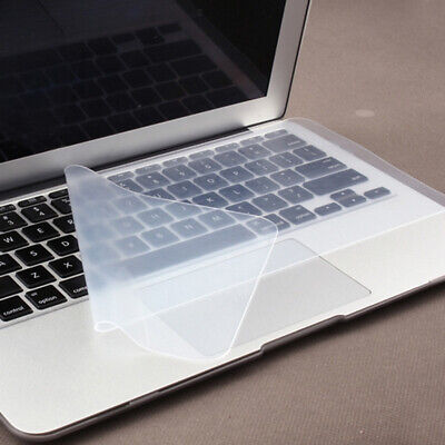Universal Silicone Keyboard Protector Cover Skin For Laptop Notebook Desktop